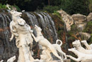 Pompeii travel - Caserta Royal Palace: fountain of Diana and Actaeon