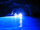 The Blue Grotto on Capri, a symbol of the Blue Island