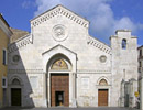 Pompeii travel - Sorrento: Cathedral dating back to the XV century